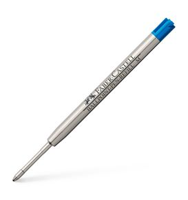 Faber-Castell - Spare refill ballpoint pen, large-capacity refill M, blue
