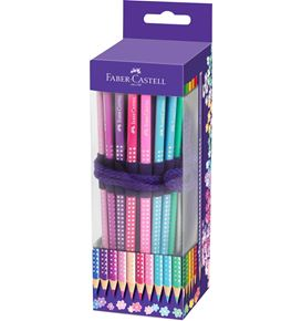 Faber-Castell - Sparkle colour pencil pencil roll, 20 colours