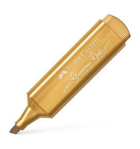 Faber-Castell - Highlighter TL 46 metallic glamerous gold